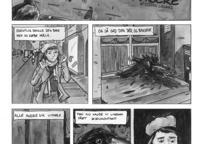 De Går Videre – Tegneserie  (2016)