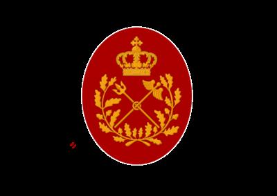 Heraldiske logoer for Told- og Skattemuseet
